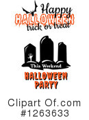 Halloween Clipart #1263633 by Vector Tradition SM