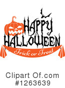 Halloween Clipart #1263639 by Vector Tradition SM