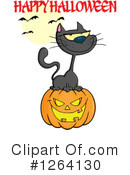 Halloween Clipart #1264130 by Hit Toon