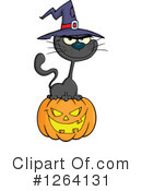 Halloween Clipart #1264131 by Hit Toon