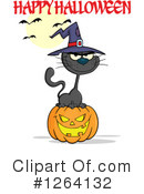 Halloween Clipart #1264132 by Hit Toon