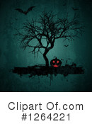 Halloween Clipart #1264221 by KJ Pargeter