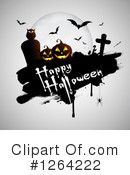 Halloween Clipart #1264222 by KJ Pargeter