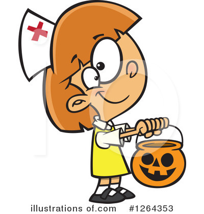 Nurse Clipart #1264353 by toonaday