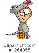 Halloween Clipart #1264355 by toonaday