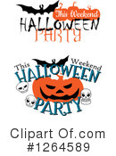 Halloween Clipart #1264589 by Vector Tradition SM