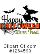 Halloween Clipart #1264590 by Vector Tradition SM