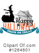Halloween Clipart #1264601 by Vector Tradition SM