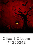 Halloween Clipart #1265242 by KJ Pargeter