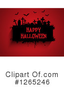 Halloween Clipart #1265246 by KJ Pargeter