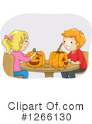 Halloween Clipart #1266130 by BNP Design Studio