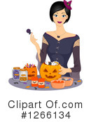 Halloween Clipart #1266134 by BNP Design Studio