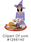 Halloween Clipart #1266140 by BNP Design Studio