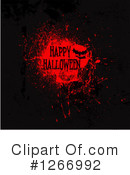 Halloween Clipart #1266992 by KJ Pargeter