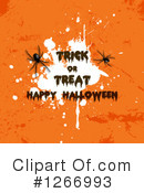 Halloween Clipart #1266993 by KJ Pargeter