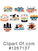 Halloween Clipart #1267137 by Vector Tradition SM