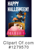 Halloween Clipart #1279570 by Graphics RF
