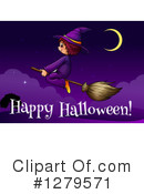 Halloween Clipart #1279571 by Graphics RF