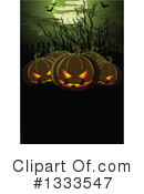Halloween Clipart #1333547 by Pushkin