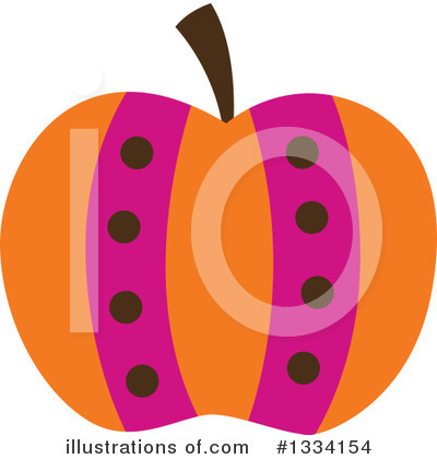 Halloween Clipart #1334154 by Cherie Reve