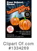 Halloween Clipart #1334269 by AtStockIllustration