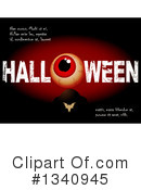 Royalty-Free (RF) Halloween Clipart Illustration #1340945