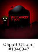Royalty-Free (RF) Halloween Clipart Illustration #1340947