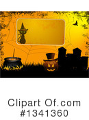 Halloween Clipart #1341360 by elaineitalia