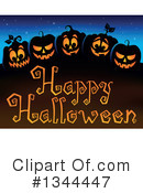 Halloween Clipart #1344447 by visekart