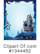 Halloween Clipart #1344452 by visekart