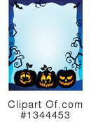 Halloween Clipart #1344453 by visekart
