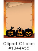 Halloween Clipart #1344455 by visekart
