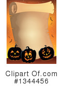 Halloween Clipart #1344456 by visekart