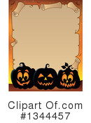 Halloween Clipart #1344457 by visekart
