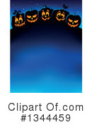 Halloween Clipart #1344459 by visekart