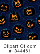 Halloween Clipart #1344461 by visekart
