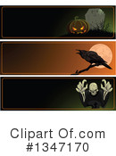 Halloween Clipart #1347170 by Pushkin