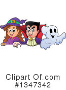 Halloween Clipart #1347342 by visekart