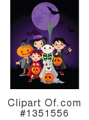 Halloween Clipart #1351556 by Pushkin