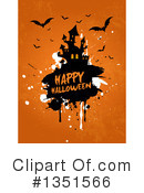 Halloween Clipart #1351566 by KJ Pargeter