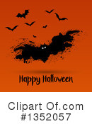 Royalty-Free (RF) Halloween Clipart Illustration #1352057