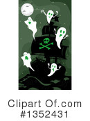 Royalty-Free (RF) Halloween Clipart Illustration #1352431