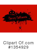 Halloween Clipart #1354929 by KJ Pargeter