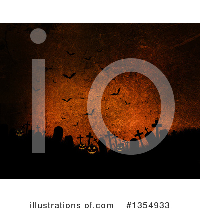 Halloween Clipart #1354933 by KJ Pargeter