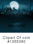 Halloween Clipart #1355380 by KJ Pargeter