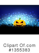 Halloween Clipart #1355383 by KJ Pargeter