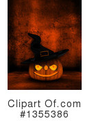 Halloween Clipart #1355386 by KJ Pargeter
