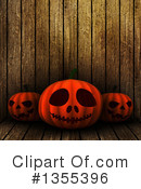 Halloween Clipart #1355396 by KJ Pargeter