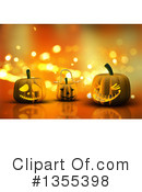 Halloween Clipart #1355398 by KJ Pargeter