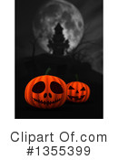 Halloween Clipart #1355399 by KJ Pargeter